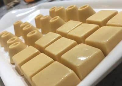 Chocolate rubio