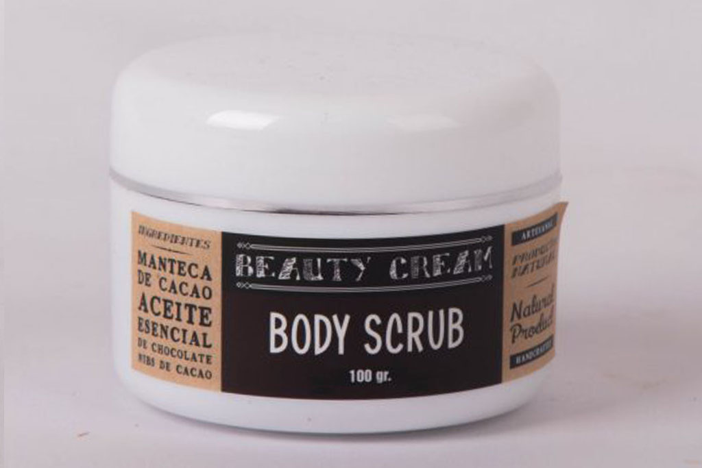 Body Scrub Cream