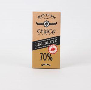 70% chocolate bar from Chullucanas