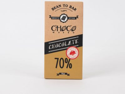 70% chocolate bar from Chullucanas