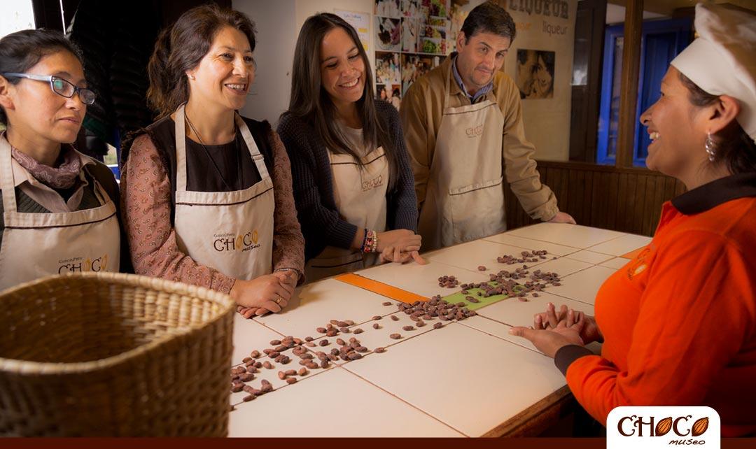informacion del taller de chocolate peru