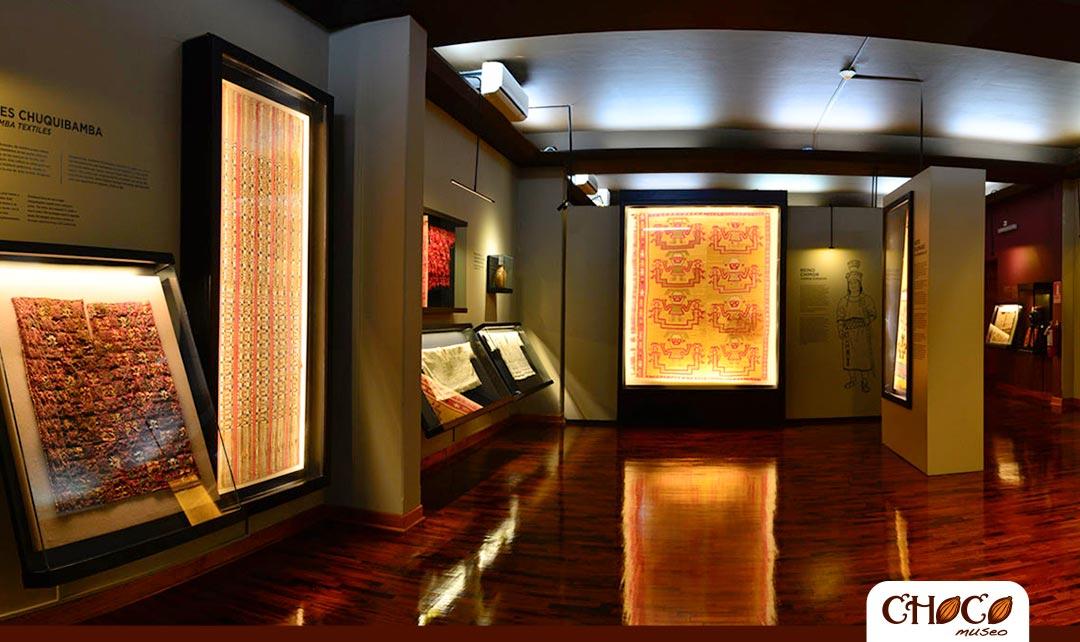 museo textil precolombino en lima