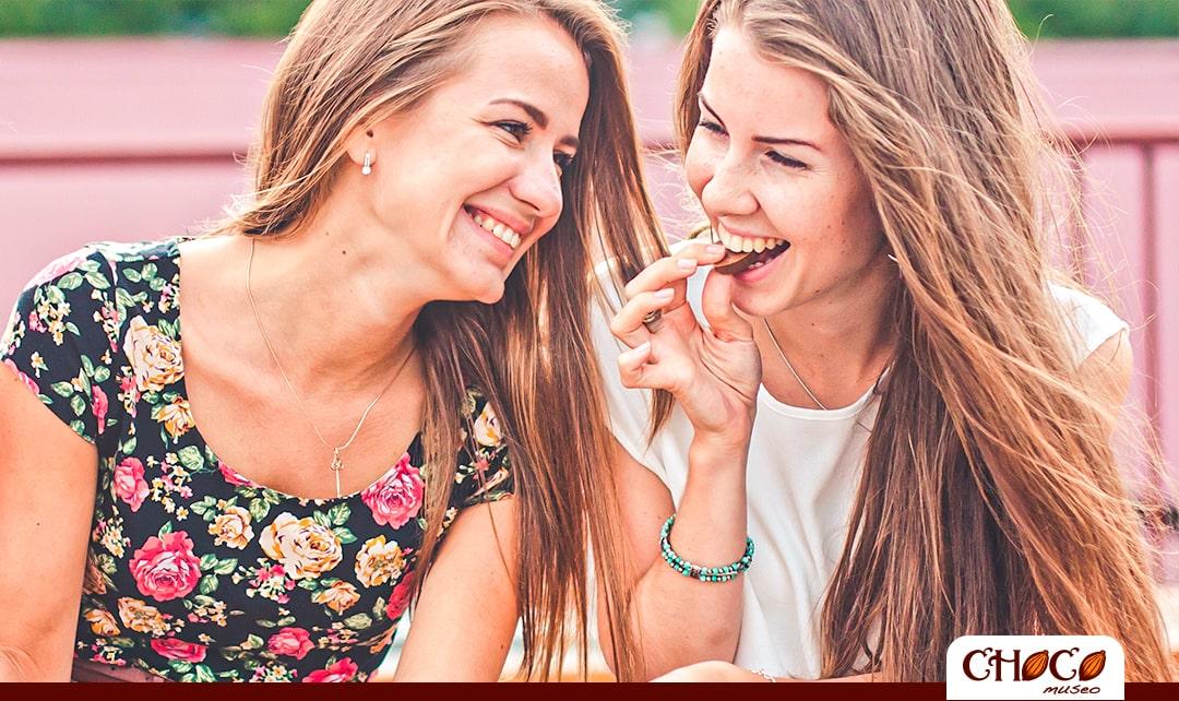Cómo comer chocolate para ser feliz