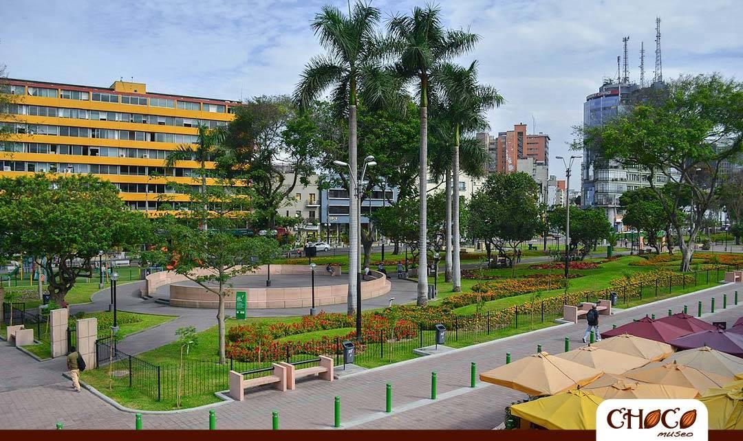 parque kennedy que visitar en miraflores en lima