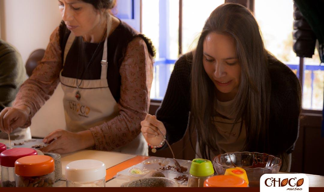 talleres de chocolateria en miraflores